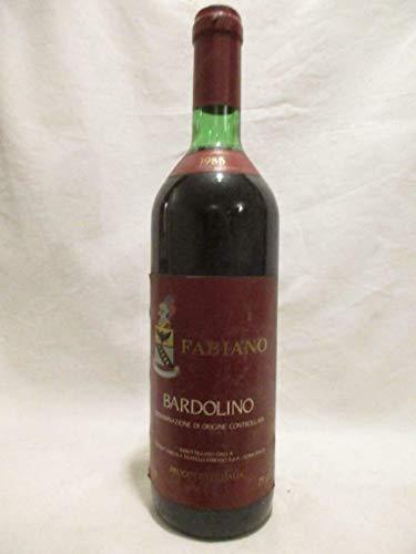bardolino fabiano rouge 1988 - italie