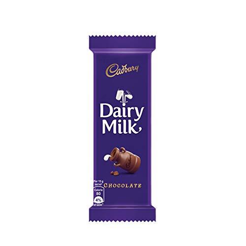 Cadbury Dairy Milk Chocolate Bar, 24 g