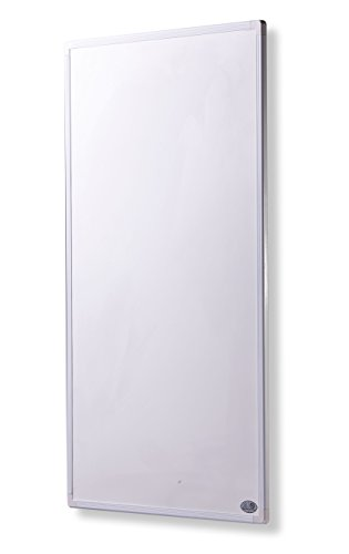 Infrarot Heizung Watt 1000, 800, 600,450, 300,180 Watt- Deutscher Hersteller - Elektroheizung für Steckdose - 5 Jahre Herstellergarantie- Elektroheizung mit Überhitzungsschutz - Unsere Geräte sind geprüft auf Sicherheit durch Tüv - Sonnenheizung
