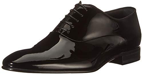 BOSS Evening_oxfr_pa, Zapatos de Cordones Oxford Hombre, Negro (Black 1), 46 EU