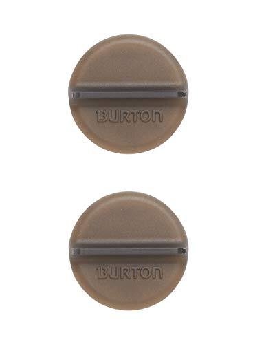 Burton Mini Scraper, Antiscivolo Snowboard Uomo, Translucent Black, Taglia Unica