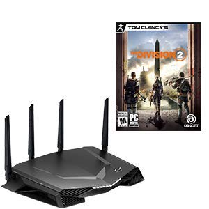 NETGEAR Nighthawk Pro Gaming WiFi Router (XR450), AC2400 Dual-Band Quad Stream Gigabit, Gaming Dashboard, Geo Filter, Quality of Service (QoS), Gaming VPN Client (XR450) 9