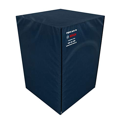 BOSCH Front Load Washing Machine/Dishwasher- Dust Cover/Protective Cover - (Blue)