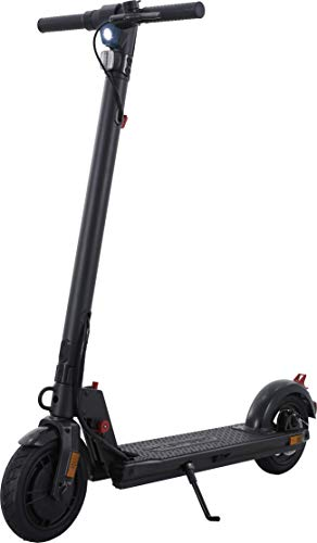 Wispeed Trotinette Electrique - Adulte - Scooter Electrique - 25 Km/h - Patinette Electrique Adulte - Wispeed T855 Pro - Noire