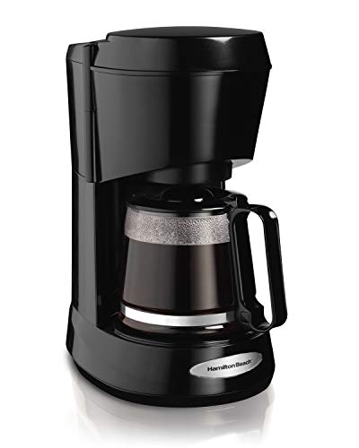 Hamilton Beach 5-Cup Coffee Maker with...
