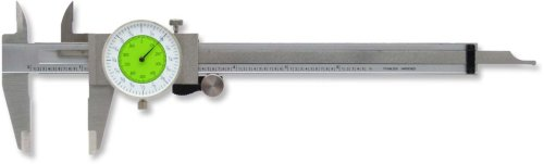 Oshlun MTDCF-06 6-Inch Stainless Steel Fractional Dial...