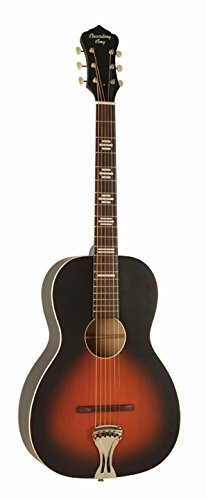Recording King RPH-07 Dirty 30's Harmonella 0 Acoustic Guitar