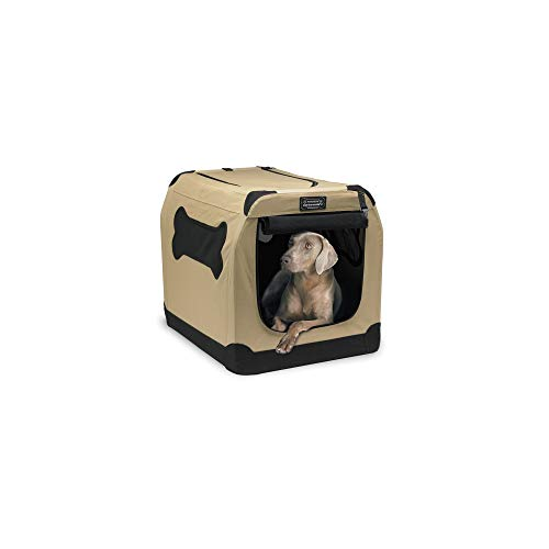 Petnation 614 Port-A-Crate Indoor and Outdoor Home...