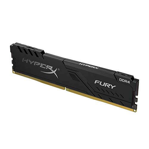 HyperX FURY Black HX426C16FB3/8 Memoria RAM 8GB 2666MHz DDR4 CL16 DIMM...