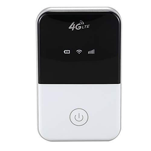 SNOWINSPRING 4G WiFi Router Router 3G 4G LTE Pocket Portátil Wi-Fi Hotspot Móvil Wi-Fi Router con Ranura para Tarjeta Sim (MF 901)