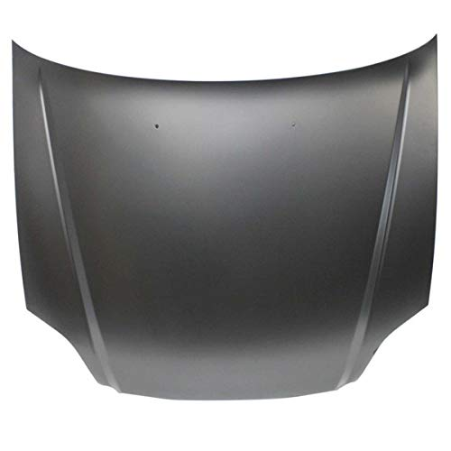 Partomotive For 99-00 Civic Front Hood Panel Assembly Primed Steel HO1230131 60100S01A01ZZ
