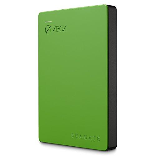 Seagate Game Drive pour Xbox, 4 To, Disque dur externe portable HDD – Conçu pour Xbox One, et...