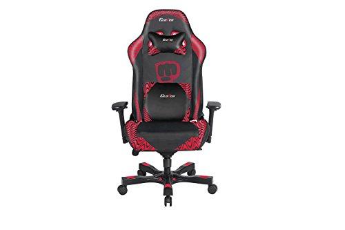 CLUTCH CHAIRZ Throttle Series Pewdiepie Edition Gaming Chair