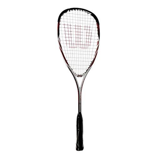 Wilson Hammer Tech Pro Squash Racquet (Pre-Strung)