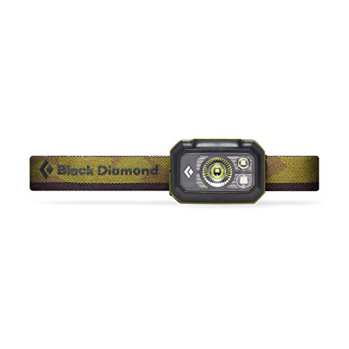 Black Diamond Storm 375 Headlamp Dark Olive One Size