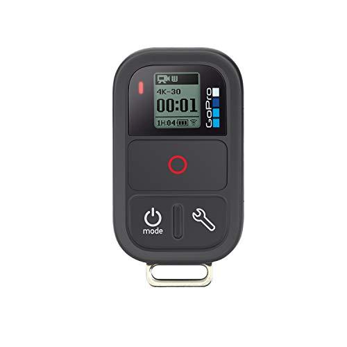 GoPro ARMTE-002 Smart Remote Telecomando Impermeabile, Nero