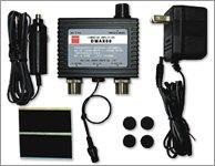 第一電波工業 ダイヤモンド 0.5MHz〜1500MHz帯受信用プリアンプPOWER OFFスルー回路付 DMAX50