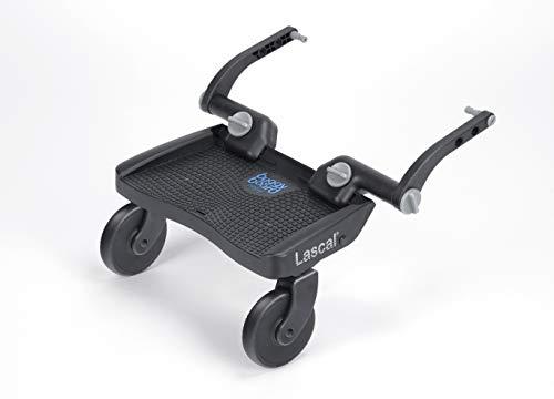 Lascal BB13061 Buggyboard Pedana Mini 3D Universale per Passeggino e Carrozzina, Blu