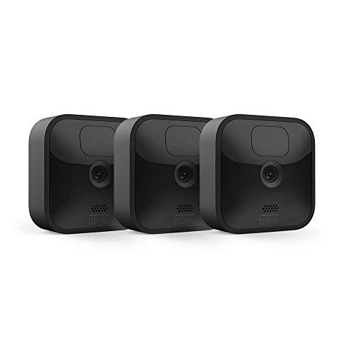 All-new Blink Outdoor – wireless, weather-resistant HD security...