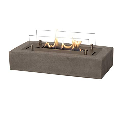 Xaralyn - Cuneo bioethanol table fireplace - no chimney required.