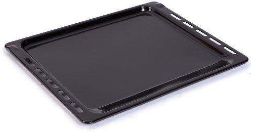 Bauknecht Smaltato teglia/AntiGraffio/Adatto Anche per Vari Modelli Whirlpool Ikea e