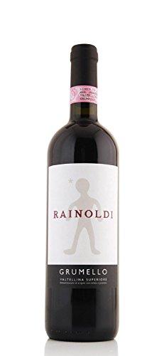 Valtellina Superiore D.O.C.G. Grumello 2015 Casa Vinicola Rainoldi Rosso Lombardia 12,5%