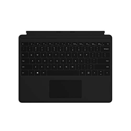 Microsoft Surface Pro X Keyboard, Black [Versione Italia]