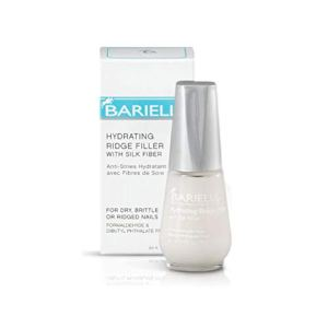 BARIELLE Hydrating Ridge Filler, With Silk Protein Fibers, Fill and Smooth Unsightly Nail Ridges, For Dry, Brittle or… 8