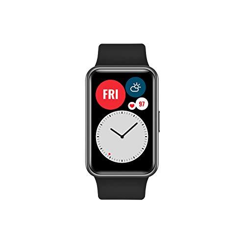 HUAWEI Watch FIT - Smartwatch con Cuerpo de Metal, Pantalla AMOLED de...
