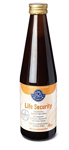Life Security (Premium) BioAktivstoff Konzentrat Multivitamin - Qualität aus der Schweiz - Vegan …