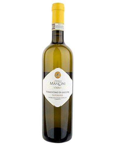 Vermentino di Gallura Superiore DOCG Cucaione Piero Mancini 2019 0,75 L