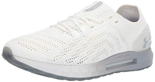 Under Armour UA HOVR Sonic 2, Zapatillas de Running para Hombre, Blanco (Onyx White/Mod Gray/Mod Gray 101), 43 EU