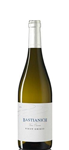 Colli Orientali Del Friuli D.O.C. Pinot Grigio 2019 Bastianich Bianco Friuli Venezia Giulia 12,5%
