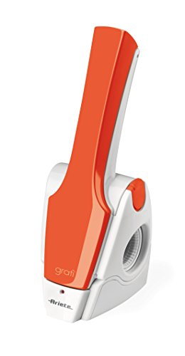 Ariete 447 Grat 2.0 - Grattugia Elettrica Ricaricabile Senza Filo, Lunga autonomia fino a 1kg di...