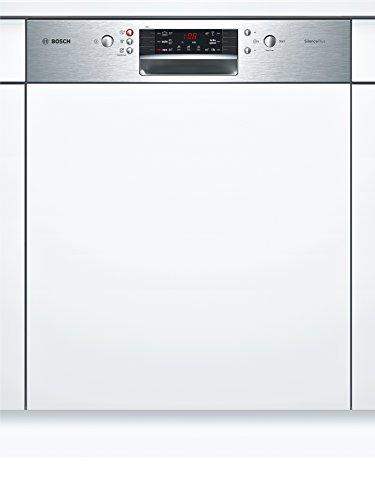 Bosch SMI46KS00E Serie 4 Teilintegriertgeschirrspüler / A++ / 262 kWh/Jahr / 2100 L/jahr / TurboSpeed 20 Min