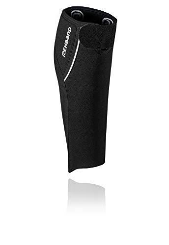 Rehband QD Shin & Calf Sleeve Wadenbandage, schwarz, M