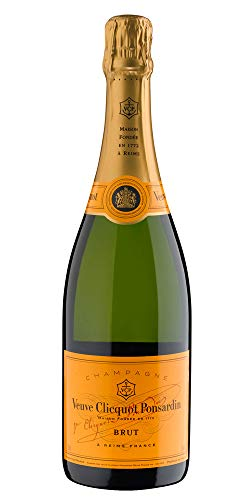 Champagne Veuve Clicquot, Brut, 750ml