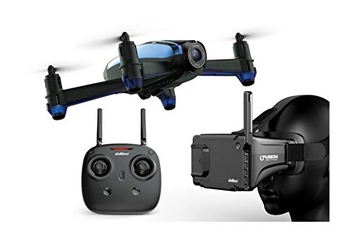 UDI U31R FPV Racing Drone Navigatore RTF con telecomando, schermo FPV e occhiali VR3
