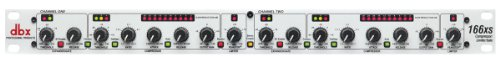 DBX 166XS Compressor/Limiter/Gate