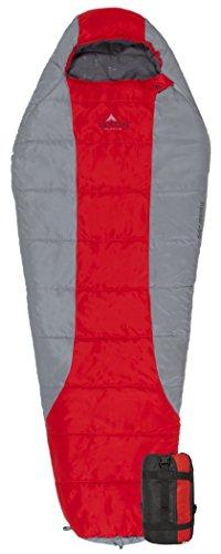 Teton Tracker-15˚c / +5˚f Ultraleicht Schlafsack