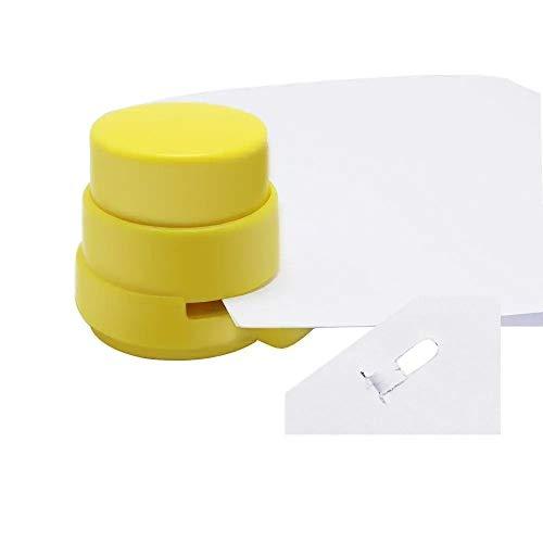 Cucitrice Meccanica Libera della cucitrice Mini cucitrice cucitrice Paper Binding Binder Paperclip...