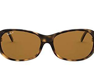 Ray-Ban Womens Sunglasses (RB4061) Plastic 56