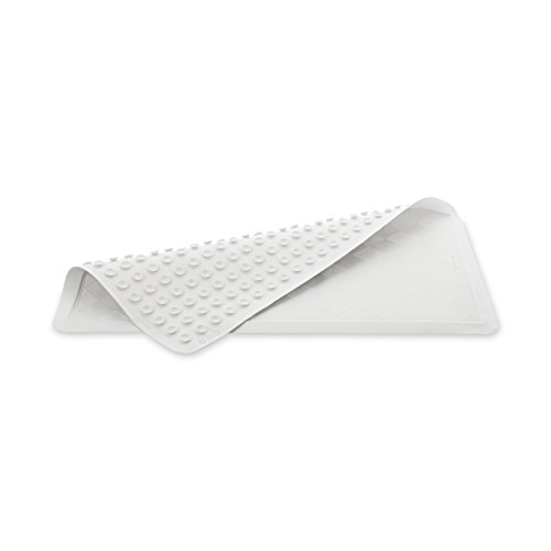 Rubbermaid Commercial 1982729 Safti-Grip Bath Mat, Extra-Large, White