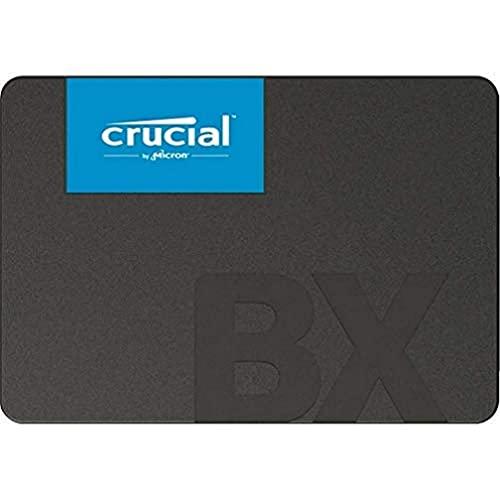 Crucial BX500 480GB 3D NAND SATA 2.5-inch (6.3 cm) SSD (CT480BX500SSD1)