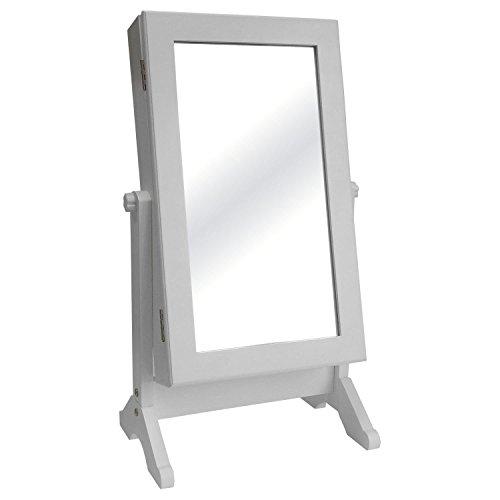 Armadio Specchio 62x37x22cm Colore: Bianco