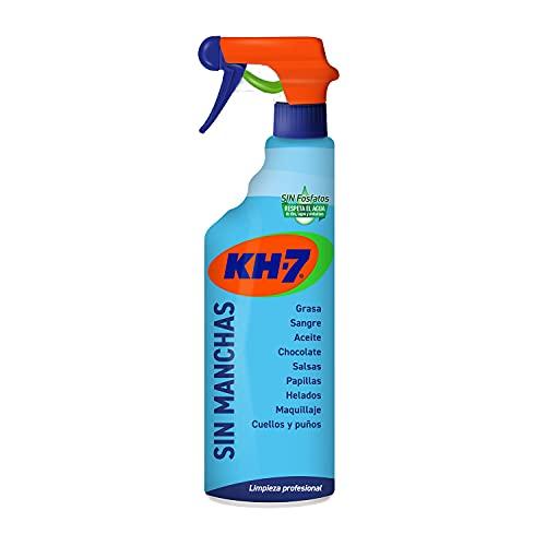 KH-7 | Pulverizador Sin Manchas| Quitamanchas Para Ropa Ml |