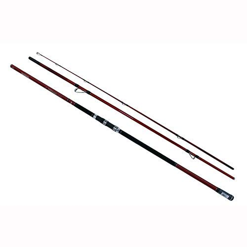 Daiwa TNBA33-405G Tournament Ballistic Surf Rod, 13'3' Length, 3Piece Rod, 17-40 lb Line Rating,...