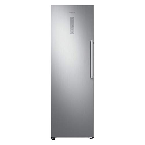 Samsung RZ32M7115S9/ES Congelatore Monoporta TWIN17, 315L, [Classe di efficienza energetica A++], Platinum, Inox