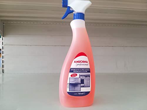 AMUCHINA Professional Detergente super rapido per superfici