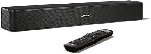 Bose Solo 5 - Barra de sonido para televisores, negro
